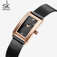 Wholesale belt watches for women for sale - Group buy Women Watches Luxury Famous Brand Golden Quartz Ladies Elegant Woman Watches Small Female Clock Lady Wrist Watch For Women