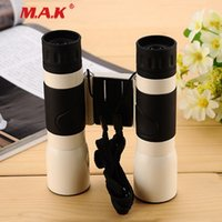 Wholesale binoculars glasses resale online - High HD power x40 Binoculars Telescope with BAK4 Prism Glass and Carrying Pouch fit Outdoor Watching and Hunting Camping