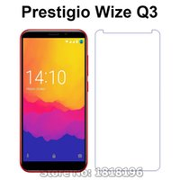 Wholesale prestigio phone for sale – best Tempered Glass for Prestigio Wize Q3 Phone Case Smartphone Screen Protector Cover for Prestigio Wize Q3 psp3471duo Glass Film