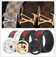 g ceintures hommes achat en gros de-2018 mens femmes designer ceintures marque ceinture ceinture de luxe pour hommes G boucle ceinture top mode hommes ceintures en cuir designer ceintures livraison gratuite