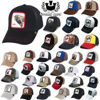 Wholesale farm figures for sale - Group buy Goorin Animal Farm Trucker Snapback Baseball Hat Multiple animal figures