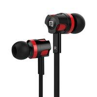 micrófono s3 al por mayor-3.5 mm en la oreja auriculares fideos auriculares auriculares deportivos con micrófono para Meizu Samsung Galaxy S3 S4 Note 3 para Xiaomi