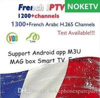 canales de televisión de deportes al por mayor-tv NOKETV IPTV androide de la ayuda Caja M3U Smart TV con el árabe Deportes Italia Reino Unido Alemania 1300+ Europa IPTV Canales árabe Iptv Streaming