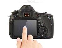 mikro tekli kamera toptan satış-Nikon Single-Reflector için Temperli Film Micro-Single Kamera Ekran Koruyucu Film Tam Ekran Yüksek Çözünürlüklü Cam Filmi Monte Camer için