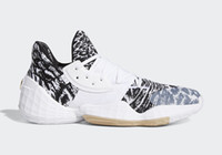 Wholesale massaging shoes prices resale online - Harden vol Cookies Cream sales With Box James Basketball shoes store prices US7 US12