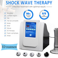 Wholesale waves electronics for sale - Group buy Hot Top shockwave Extracorporeal Shock Wave Pain Relieve Physical shockwave machine Electronic Arthritis Spot Injury Treatment Technology