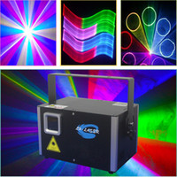Wholesale sd card ilda laser resale online - Small professional stage lighting effect MW SD Card laser show system With ILDA PC interface