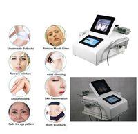 körper abnehmen maschinen großhandel-HIFU Liposonix 2 IN 1 Hifu Ultherapy Maschine Hifu Ultherapy Maschine Face Lift Body Slimming Effective