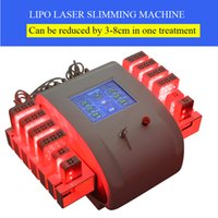 Wholesale spas 12 for sale - Group buy lipo laser lipolaser slimming Slimming Machine for Spa lipo pads with diode lipo laser lipolaser slimming