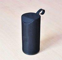 ingrosso altoparlanti portatili bluetooth bluetooth-Altoparlanti Bluetooth wireless portatili TG113 Subwoofer Vivavoce Chiamata Profilo Bass bass stereo Supporto TF USB Card Linea AUX in Hi-Fi