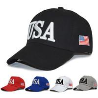 ingrosso respirare liberamente-Hot Sellers: MAGA Trump Support Caps Berretti da baseball USA Berretti da baseball da uomo e da donna Breathe Freely Donald Trump Hats