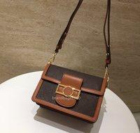 Wholesale classic cell phones for sale – best High quality Women messenger bag Genunie Leather Classic Women Handbags Totes Bag X17X10 cm M44391
