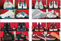 Wholesale champion kids shoes resale online - Cheap Basketball Shoes kids Men Women s VII Purple Patta Bordeaux Reflections Of A Champion Bucks Raptor Zapatos Trainers Sport Shoes