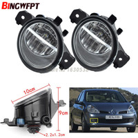 Wholesale h11 hid auto bulbs for sale - Group buy 2x right left Auto Front bumper Fog Light Lamp H11 Halogen Light Bulb For Renault CLIO III BR0 CR0 Hatchback