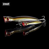 Wholesale top quality fishing lures for sale - Group buy Kingdom Fishing Lures High Quality professional Hard Baits cm cm cm Floating Top water Wobblers Fishing Tackle Baits