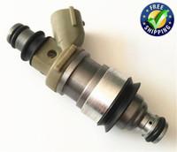 boquilla del motor al por mayor-Paquete de 6 inyectores de aceite originales de Japón 23250-62030 23209-62030 inyectores de combustible para automóviles para Toyota Camry