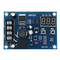 Wholesale dc control board resale online - XH M603 DC V Charging Control Module Storage Lithium Battery Charger Control Switch Protection Board With LED Display Automatic ON OFF