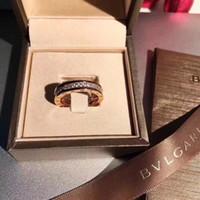 asiatische schmuck reines gold großhandel-S925 reines silber Top qualität paris design frauen ring alle diamant stil verzieren stempel logo charme schmuck geschenk