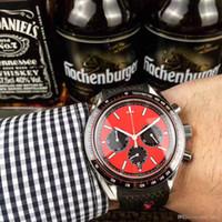 Wholesale boutique watches quartz for sale - 2019 New Men s Luxury Watch speed Series MM Multifunctional Quartz Chronograph Original Clasp Boutique Wrist Watch