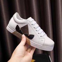 moda casual homens cinto branco venda por atacado-De couro branco low-top sapatos casuais das mulheres dos homens marca de moda sapatos casuais branco cinto de couro caso tamanho 35-44