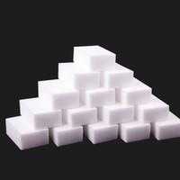 Wholesale melamine eraser sponges for sale - Group buy Cleaning Nano Sponges pc Magic Sponge Eraser Kitchen Duster Wipes Clean Accessory Microfiber Dish Cleaning Melamine Sponge