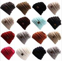 толстый сутулятся шапочку оптовых-Женская толстовка с капюшоном для девочек Skully Unisex Slouch Вязаная шапка для взрослых вязаная шапка из шерстяной шапки на открытом воздухе