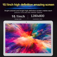 Wholesale gps tab resale online - 2019 S109 tab a the tablet G G LTE FDD Android Octa Core tablets GB RAM GB ROM WiFi GPS tablet IPS Screen MP