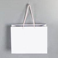 свободные доски холста оптовых-Niyya париж белый крафт сумка бесплатные образцы мода покупки слоновая кость сумочка рекламный хлопок холст подарок сумка