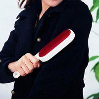 épilateur de poussière de charpie achat en gros de-Lint Rouleau Double Face Vêtements Réutilisables Collant Brosse À Poussière Lint Remover Pet Brosse À Cheveux Brosse pour La Maison Vêtements MMA1209