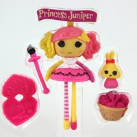 Wholesale lalaloopsy dolls for sale - Group buy New Inch Original MGA Lalaloopsy Dolls With The Accessories Mini Dolls For Girl s Toy Playhouse Each