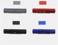 ingrosso woofer bluetooth portatile-Nuovi altoparlanti wireless Bluetooth per telefoni intelligenti Ultra Bass Campeggio da esterno Escursionismo Altoparlante portatile da 20 w Boom Box Altoparlante Woofer