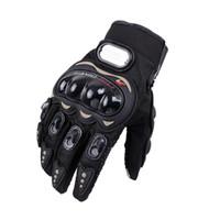 guantes de nylon para moto al por mayor-guantes de moto MOTO motocicleta guantes motocross luvas Racing guantes Moto Guantes mtb rojo azul negro M ~ XXL