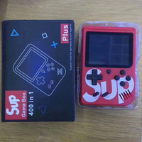 Wholesale newest video game console for sale - Group buy Newest SUP Mini Handheld video Game Console Portable Players IN Game BOX Colorful LCD Screen Game Player