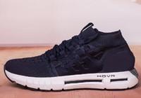 preço sapatos online venda por atacado-Bom preço dos homens HOVR Phantom Running Shoes, tênis de treinamento leve, cross country em trilha bonito pista de corrida tênis compras online