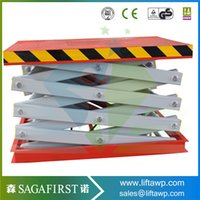 Wholesale car lifting for sale - Group buy 2m kg Custom Electric Car Scissor Lift Used
