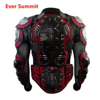 Wholesale off road armor jacket for sale - Group buy 2019 Professional Motorcycle Body Armor Jacket Chest Back Protector Gear Off road protective Anti fall Cycling Clothing Racing Quality Man