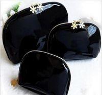 2019 Women snowflake 3pcs set vanity cosmetic case luxury makeup organizer bag toiletry clutch pouch boutique VIP gift