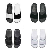 Wholesale pvc wood flooring for sale - Group buy New arrivel Designer shoes womens Sandales Luxury white black brand mens Beach shoes Casual fashion Find Similar high quality size
