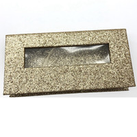 Wholesale tool boxes cases for sale - Group buy Shimmer Lashes Box D Mink Eyelashes Boxes Fake False Eyelashes Packaging Case Empty Eyelash Box Cosmetic Tools RRA1293