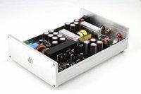 усилитель класса d hifi оптовых-Новый автомобиль закончил 1000 Вт моно HiFi класс D аудио усилитель мощности IRS2092 + IRFB4227 amp