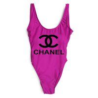 ingrosso spiaggia blu-Donna Summer Halter Blue Bikini stampa floreale Cross-Criss Two Pieces Swimwear vita bassa Slip Brazilizan Off spalla Beach Bathingsuits