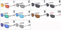 gözlük açık hava güneş gözlüğü gözlük bisiklet toptan satış-Yaz erkekler metal güneş gözlüğü spor polarize kadınlar gözlük gözlük Bisiklet Açık sürüş Güneş Gözlükleri Gözlükler Gözlük ücretsiz kargo