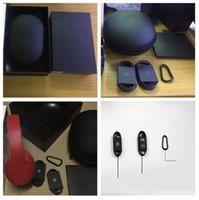 Wholesale headphone colors for sale - Group buy 2019 new Wireless Bluetooth Headphones Headsets with Retail Box Musician studio Headphones many colors to choose