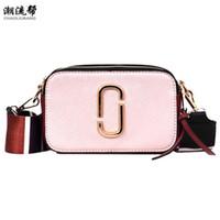 koreanische taschen großhandel-Sommer Kleine Strandtasche Mädchen Frau Handtaschen Frauen Designer Koreanischen Stil Kamera Schulter Bolsa Feminina Bolsos Mujer Sac