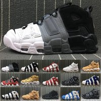 6f9895ce8 Wholesale scottie pippen shoes for sale - 2019 New QS Olympic Varsity  Maroon More Uptempo Women