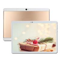 ingrosso 4g compresse 2gb ram-KUHENGAO K0901 Quad Core IPS 1920 * 1200 Dual Sim Tablet da 10 pollici PC Android 7.0 4G FDD LTE Tablet da 2 GB RAM da 32 GB ROM GPS