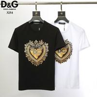 modehemden grafik männer großhandel-Mann-Sommer-kurze Hülsen-Bewegungs-Freizeit-Rundhals-Druck-reine Baumwollt-shirts für Mann-T-Shirts arbeitet grafische Farbe Weiß um