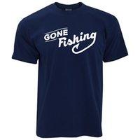 señuelos personalizados al por mayor-Fishermans T Shirt