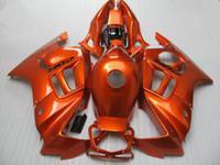 ingrosso kit cromatura fbr 1998-Kit carrozzeria carena per HONDA CBR600F3 97 98 CBR600 F3 1997 1998 Carrozzeria CBR 600 F3 CBR 600F3 Set carenature + regali