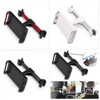Wholesale universal tablet holders for sale – best Back Seat Car Phone Holder inch Extendable Car Holder for Tablet Mobile phone Rotatable Car Stand Bracket BBA202